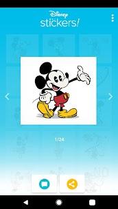 Disney Stickers: Mickey & Friends 4
