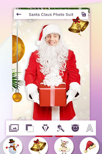 Santa Claus Photo Suite Editor 2018 1.0 screenshots 3