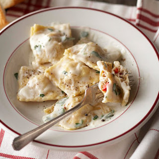 Crab Ravioli Filling Recipe