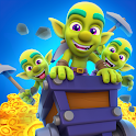 Gold and Goblins: Idle Merger & Mining Simulator icon