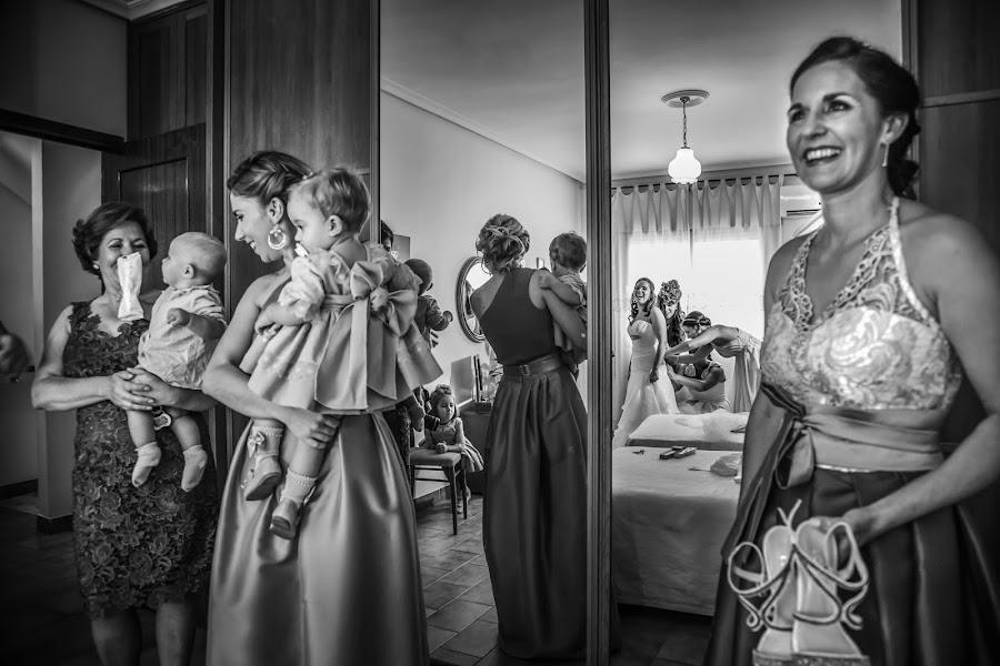 Wedding photographer Rafael ramajo simón (rafaelramajosim). Photo of 07.03.2017
