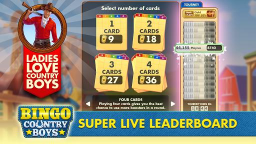 Bingo Country Boys: Free Bingo Game u2013 Live Bingo 0.003.210 screenshots 1