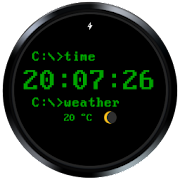DOS Watch Face