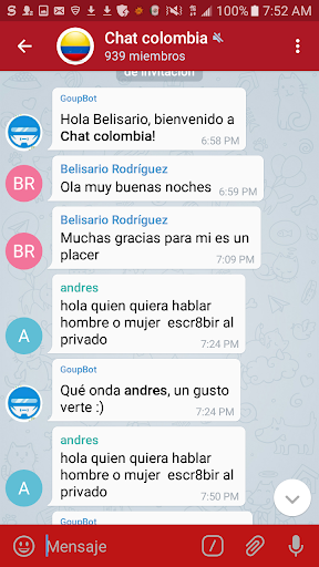 latino chat