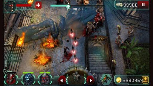 Zombie World War apkpoly screenshots 7