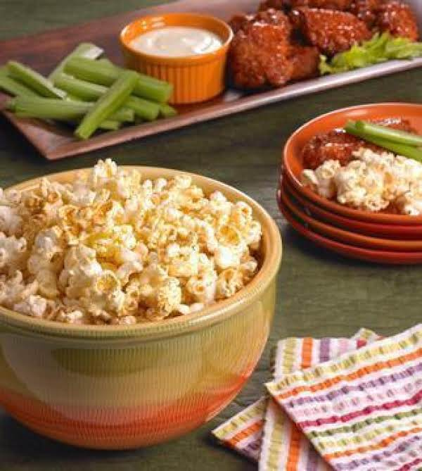 Blazing Buffalo Ranch Seasoning Mix For Popcorn Recipe