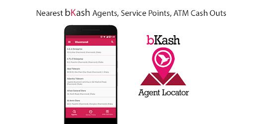 bKash Agent Locator - Apps on Google Play