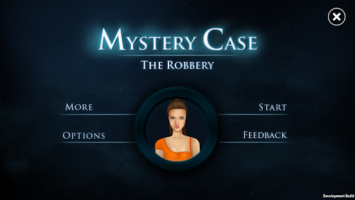 Mystery Case: The Robbery