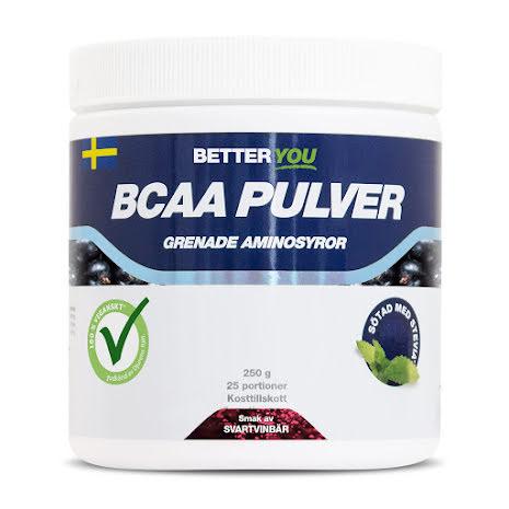 Better You BCAA 250g vinbär