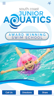 South Coast Junior Aquatics- screenshot thumbnail