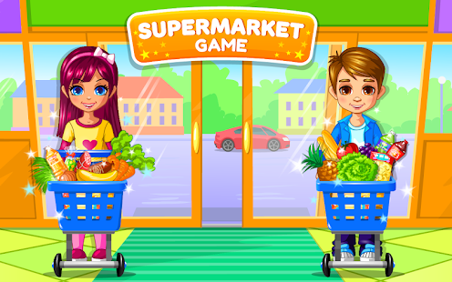 Game Supermarket – Game for Kids APK for Windows Phone