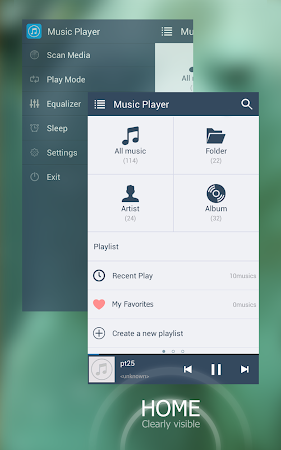 Music Player Pro 2.2.2 screenshot 4046