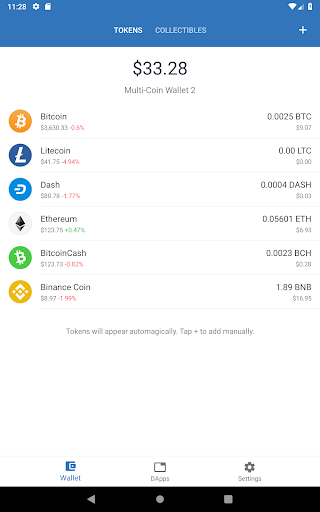 Trust - Crypto Wallet 1.6.241 app download 1
