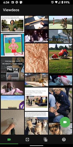 Viewdeo (free): Reddit Video Sharing made Simple 4.1.3 screenshots 1