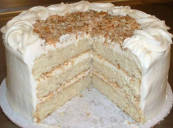 Italian Cream Cheese Cake Recipe Just A Pinch Recipes