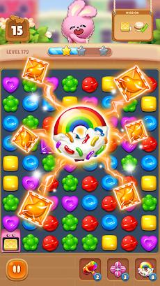 キャンディフレンズ : マッチ3パズルのおすすめ画像5