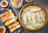 川老頭鍋貼與蒸餃