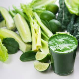 Super Detox Green Juice.