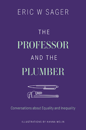 The Professor and the Plumber cover