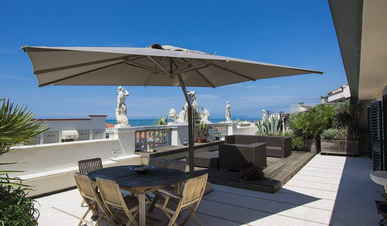 Appartement avec terrasse Viareggio