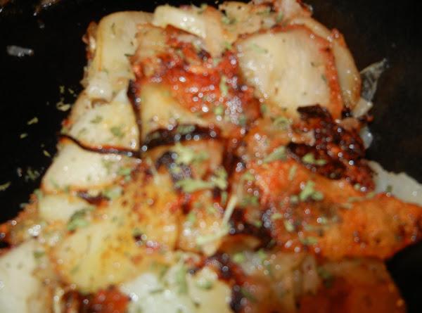Connie's Lyonnaise Potatoes Recipe