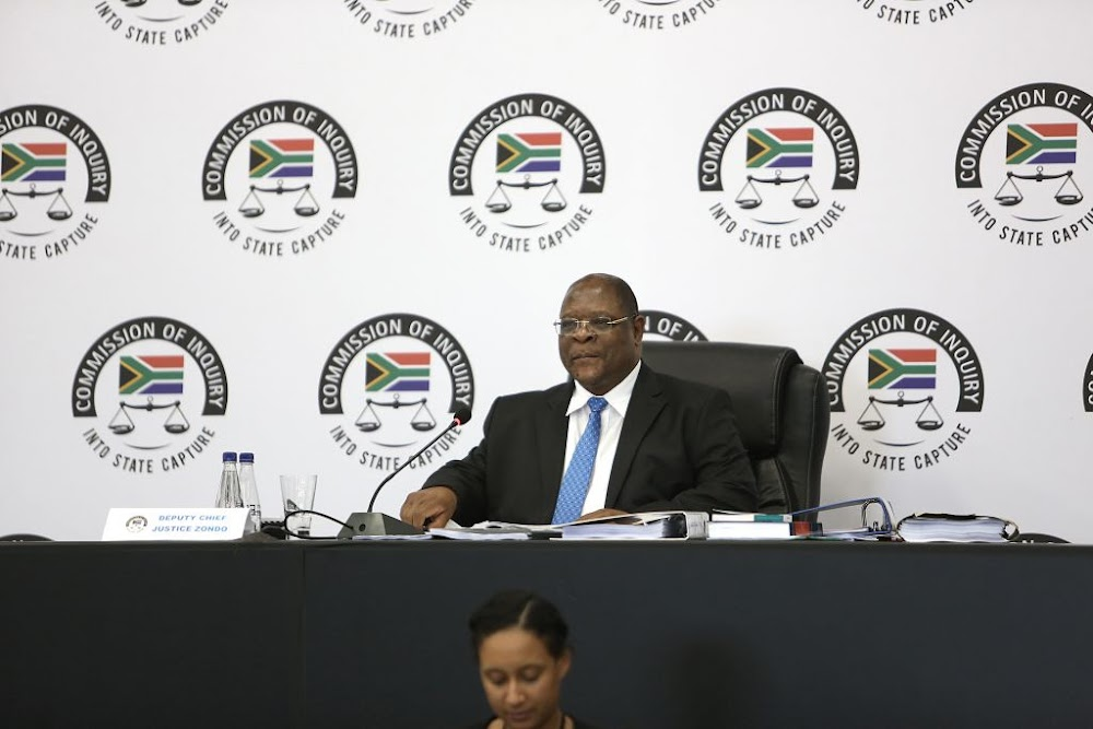 Zondo commission relocating to old Joburg council chambers - TimesLIVE