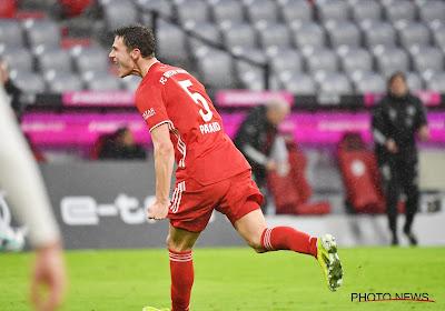 Le Bayern Munich est sur le toit du monde !