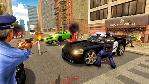 Police Bike Chase : Real Bike Driving Simulator  astuce 2