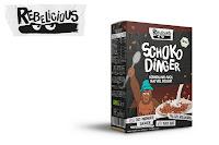 Angebot für REBELICIOUS Schoko Dinger im Supermarkt - Rebelicious