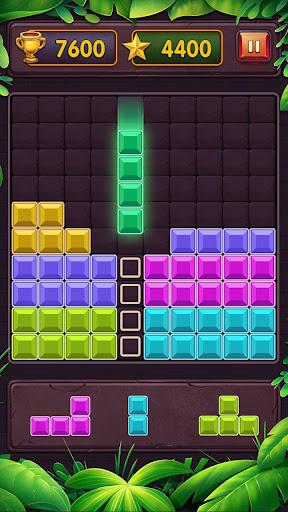 Classic Block Puzzle Game 1010: Free Cat Pop Game 5.3.2 8
