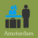 Amsterdam Hotels and Flights icon