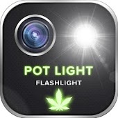 POT LIGHT Bright LED Flashight