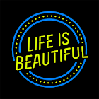 Life is Beautiful Festival 18 icon