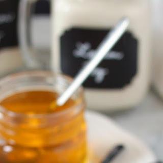 Earl Grey Vanilla Tea Latte (London Fog).