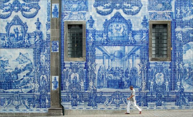 Planeta azulejos di alberto raffaeli