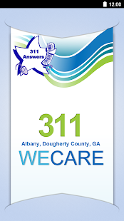AlbanyGA311- screenshot thumbnail