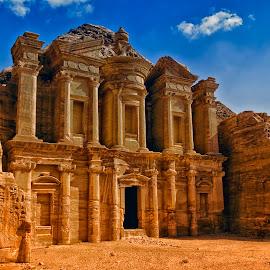 Petra by Stanley P. - Buildings & Architecture Public & Historical