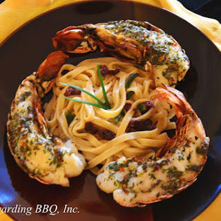 Herbed Lobster Tails on the Grill Recipe