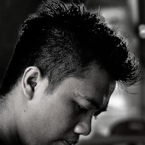by Bem Beng - People Portraits of Men