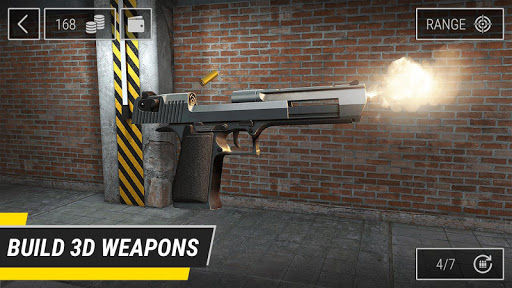 Gun Builder 3D Simulator 1.2.2 de.gamequotes.net 2