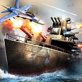 WWII Warship Battle 3D