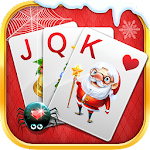 Spider Solitaire - Christmas Apk