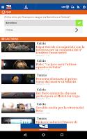 Screenshot of Sportitalia