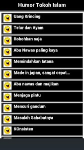 Humor Islam screenshot 0