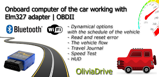 Car Computer - Olivia Drive | ELM327 OBD2 - Apps on Google Play