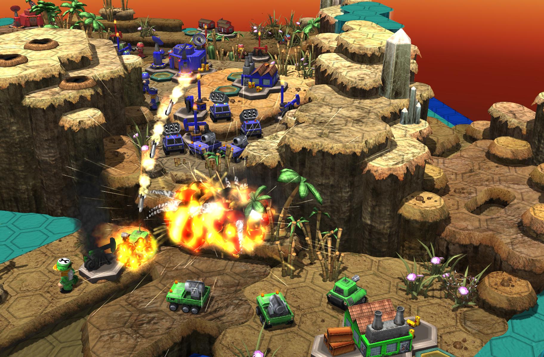 Epic Little War Game screenshot #9
