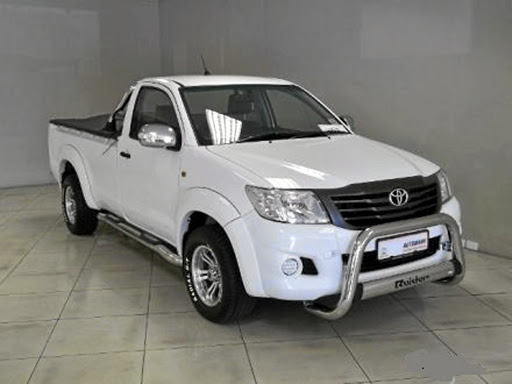 A bakkie similar to the one Sihle Mabaso wanted from Frendeline Motors.