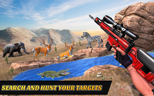 Wild Animal Hunt 2020 screenshot 4
