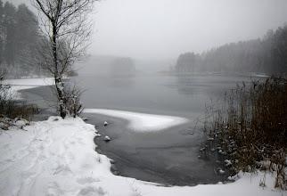 Photo: Lake Ahnejärv, Martiska, Estonia-