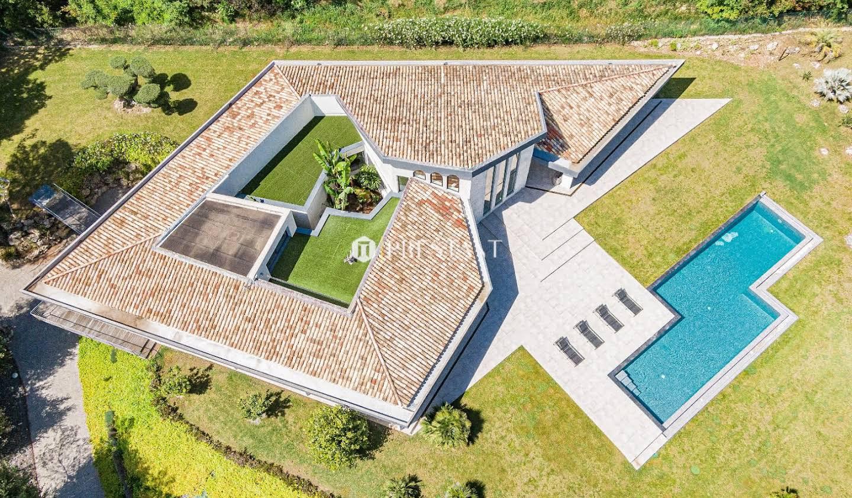 Maison avec piscine et terrasse Roquefort-les-Pins